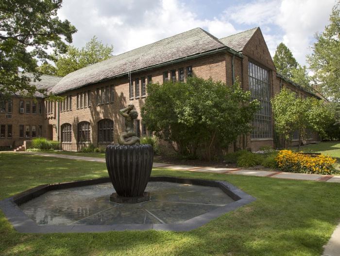 Cranbrook Academy of Art, Photo by PD Rearick