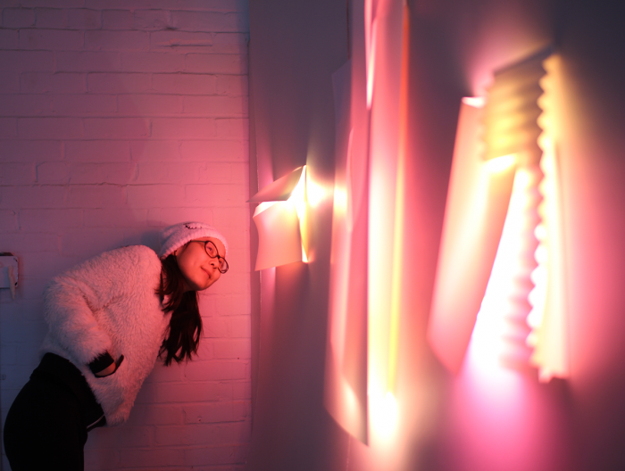Seon Hee Kim, 3D Design 2019