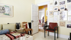 Gere Kavanaugh's LA Home - Interior