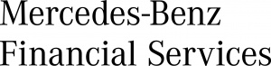 Text-based logo reads Mercedes-Benz Financial Services